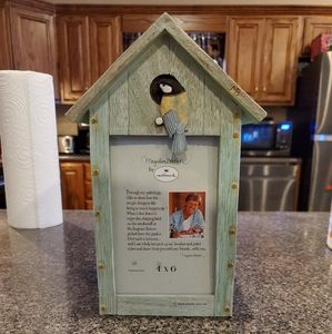 Picture bird house